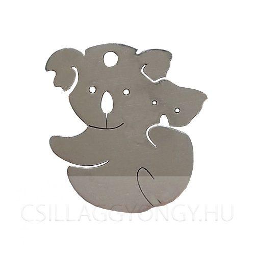 Koala medál (nagy méretű)