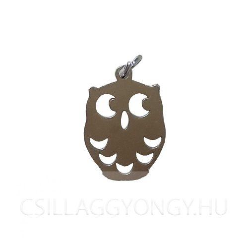 Bagoly medál (nagy méretű)