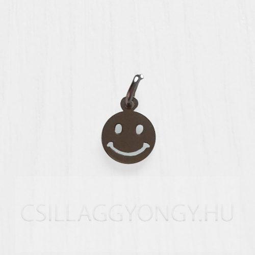 Smiley medál (kis méretű)