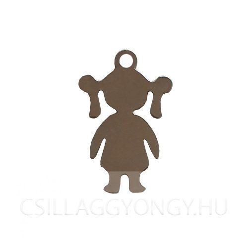 Kislány 2. medál