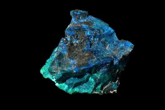 Azurit ásvány hatása