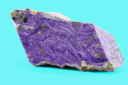 Csaroit ásvány hatása