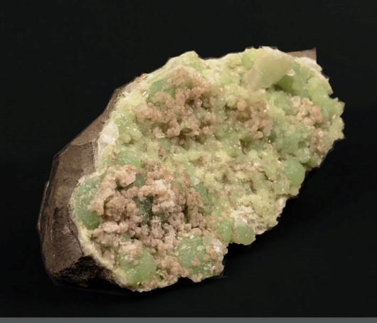 Prehnit ásvány hatása